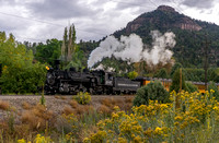 Durango / Silverton Steam Engine